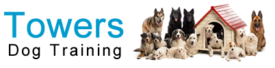 Towers Dog Training Canterbury Logo